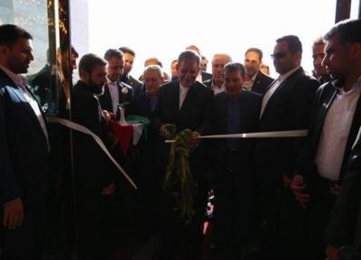 افتتاح هتل امیران 2 توسط معاون اول رئیس جمهوری در همدان