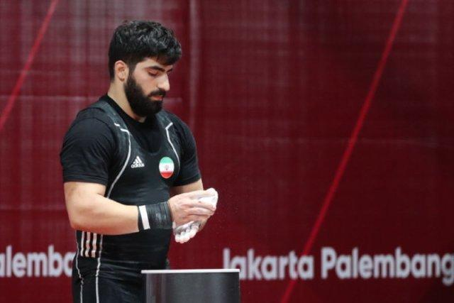 ترک اردوی تیم ملی توسط ملی پوش وزنه برداری