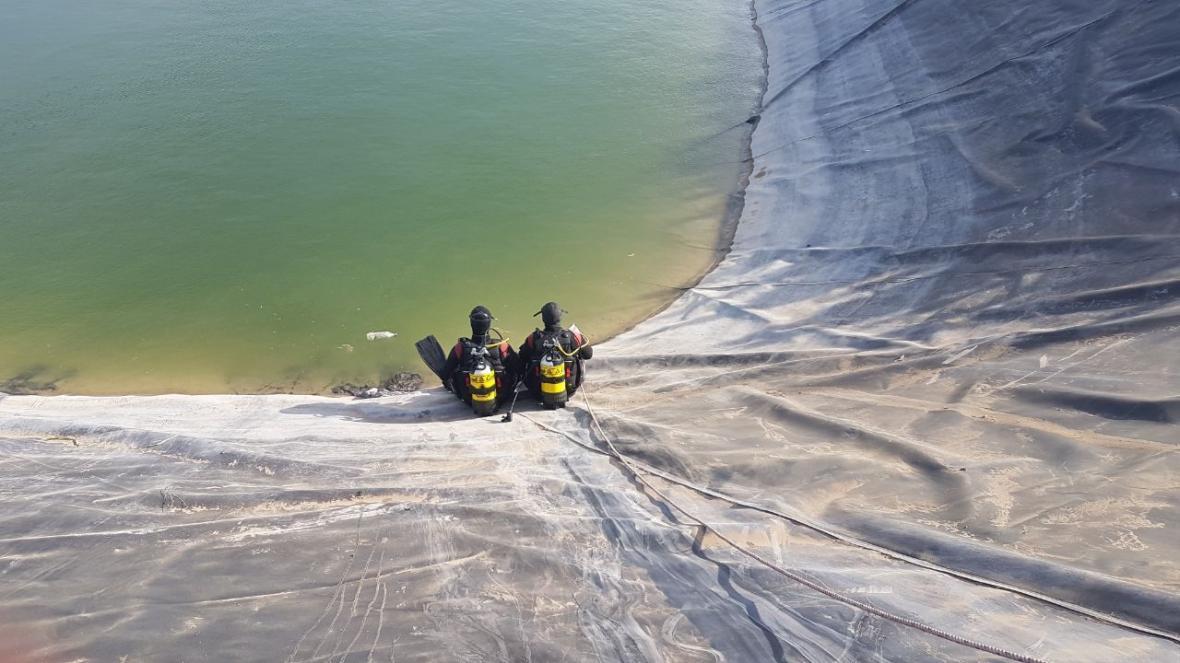 غرق شدن باغبان 70 ساله در استخر آب کشاورزی در طرقبه