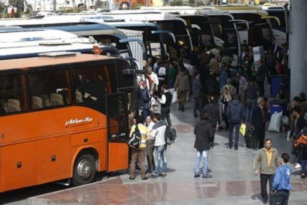 جابه جایی 38 هزار نفر توسط ناوگان حمل ونقل بین شهری لرستان