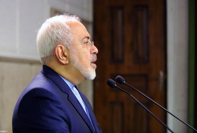 مراسم تودیع و معارفه مدیران جدید وزارت خارجه با حضور ظریف برگزار گردید، عکس