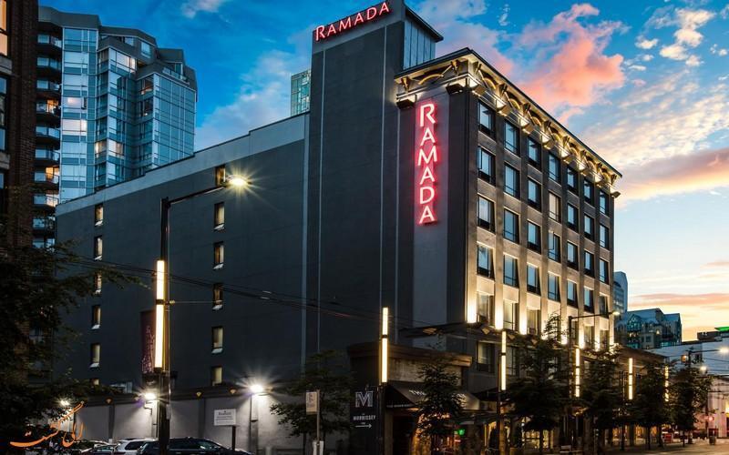 معرفی هتل 3 ستاره رامادا ونکوور کانادا
