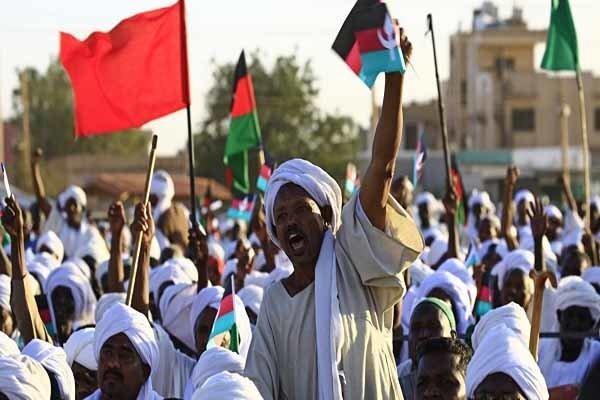 دست رد انقلابیون سودانی به کمک های امارات