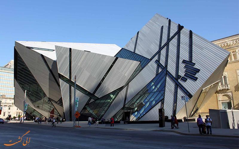 آشنایی با موزه سلطنتی انتاریو در تورنتو کانادا