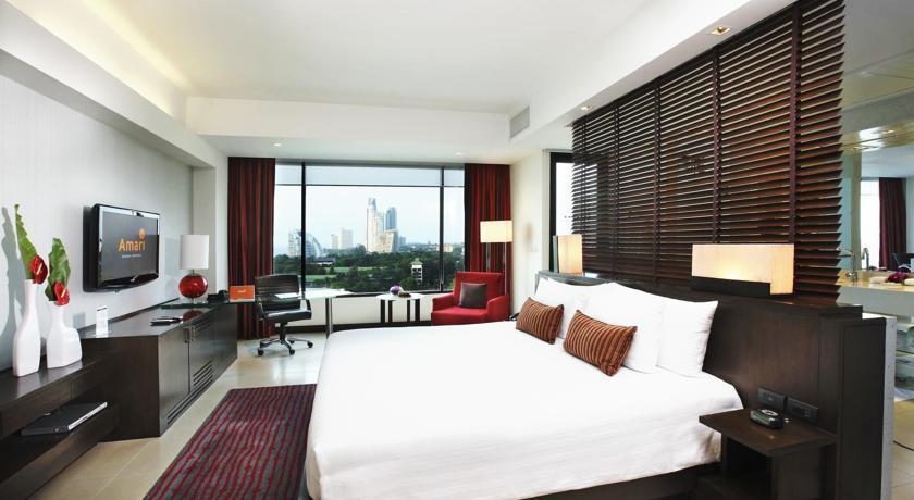 آشنایی با هتل 5 ستاره آماری ارکید پاتایا (Amari Ocean پاتایا) تایلند