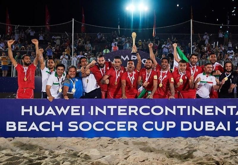جدیدترین رده بندی تیم های ملی فوتبال ساحلی دنیا اعلام شد، شاگردان اوکتاویو همچنان در رده نخست آسیا و دوم دنیا
