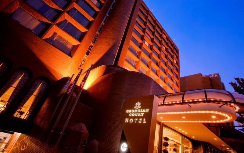 معرفی هتل 4 ستاره گئورجین کورت ونکوور کانادا