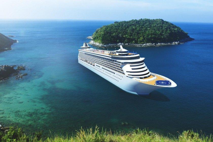 بازدید از 59 کشور در طولانی ترین سفر دریایی دور جهان با کشتی کروز
