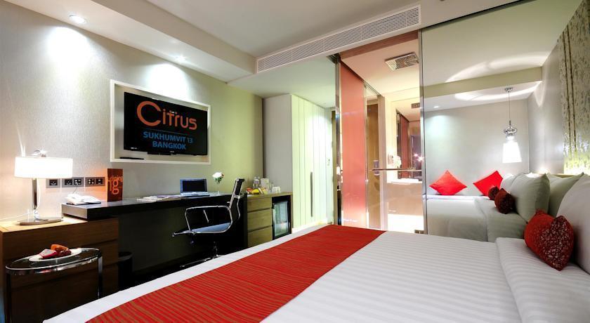 هتل 4 ستاره سیتروس سوخومویت 13 بانکوک