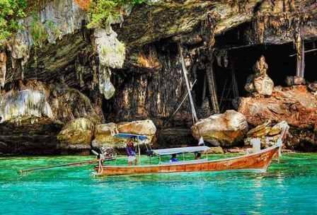 آشنایی با غار واکینگ کیو در پوکت
