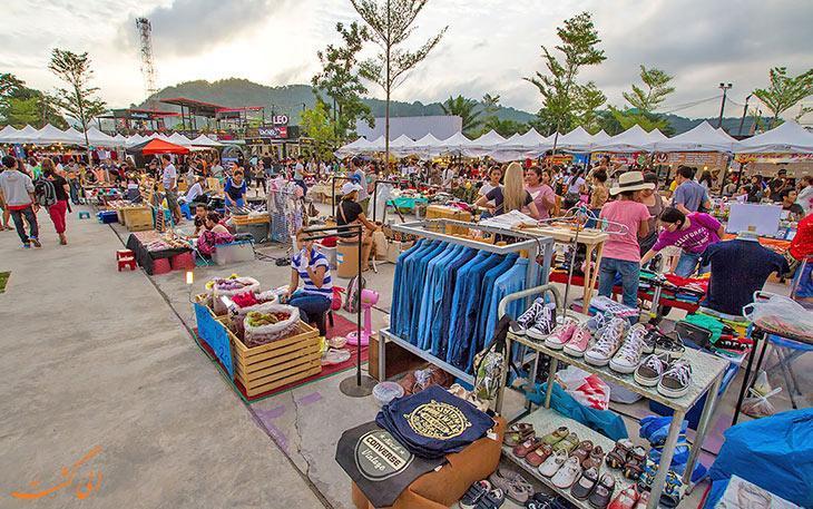بازار آخر هفته پوکت
