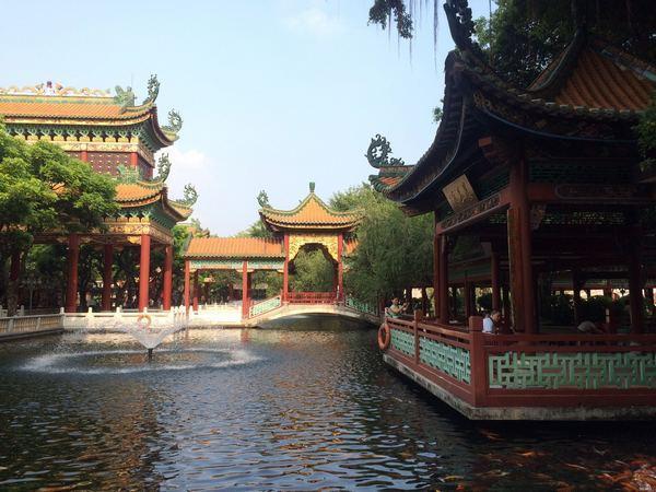 باغ بائومو در گوانجو چین