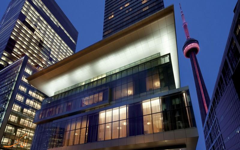 معرفی هتل ریتز کارلتون تورنتو ، 5 ستاره
