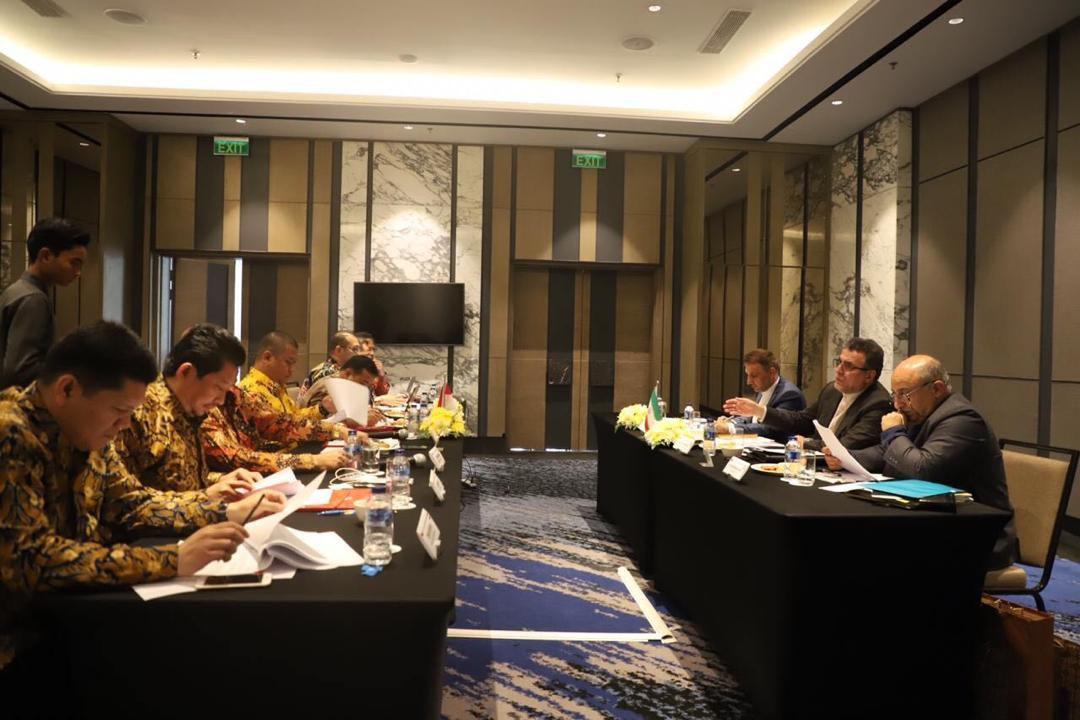 برگزاری کمیسیون مشترک کنسولی ایران و اندونزی