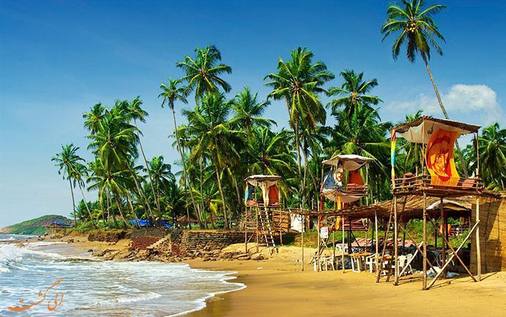 آیا گوا پربازدیدترین مقصد گردشگری در هند است؟