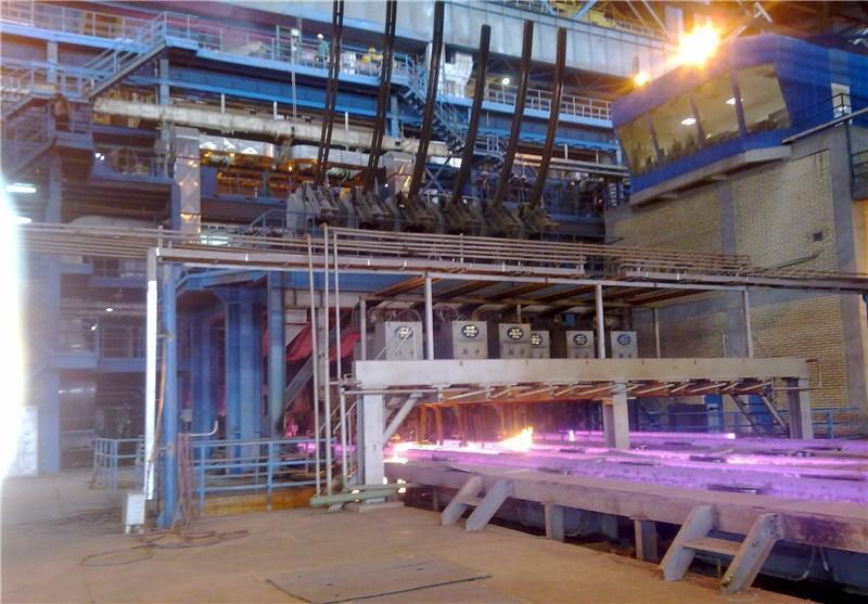 قرارداد ساخت کارخانه یک میلیون تنی فولاد سیرجان با ایتالیا امضا شد