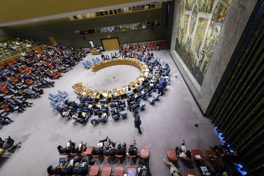 جدال دیپلماتیک چین و روسیه با آمریکا در شورای امنیت