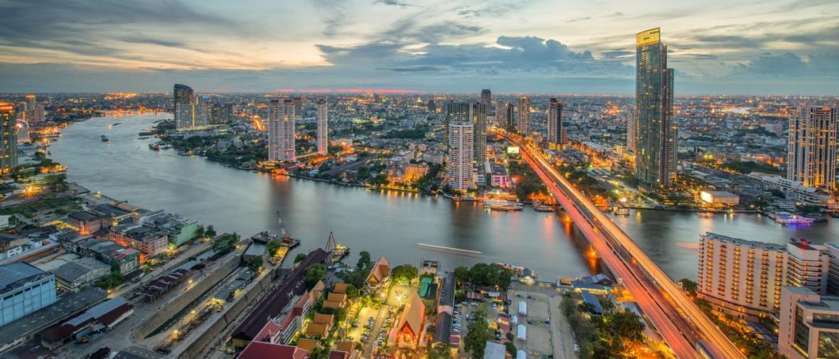 جاهای دیدنی بانکوک، پایتخت پر جنب و جوش تایلند