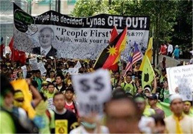 دستگیری یک سناتور استرالیایی در مالزی