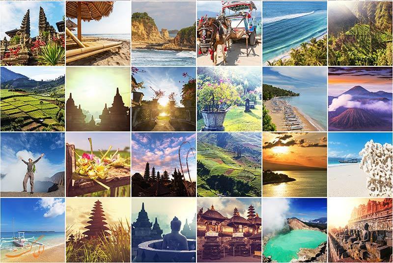 میلیون ها کیلومتر برای این تفریحات اندونزی بروید هم کم است!