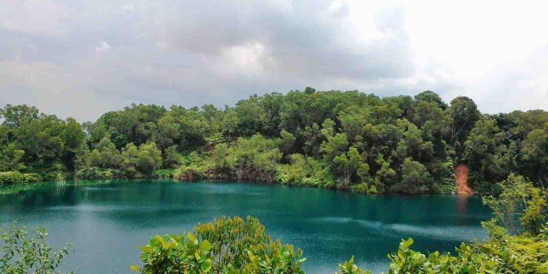 ماجراجویی در جزیره پولائو اوبین (Pulau Ubin) سنگاپور