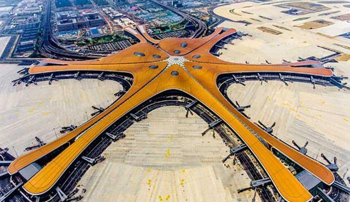 پکن پرترافیک ترین فرودگاه دنیا را افتتاح می نماید