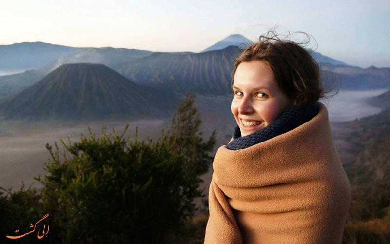 راهنمای سفر به اندونزی برای خانم هایی که تنها سفر می نمایند