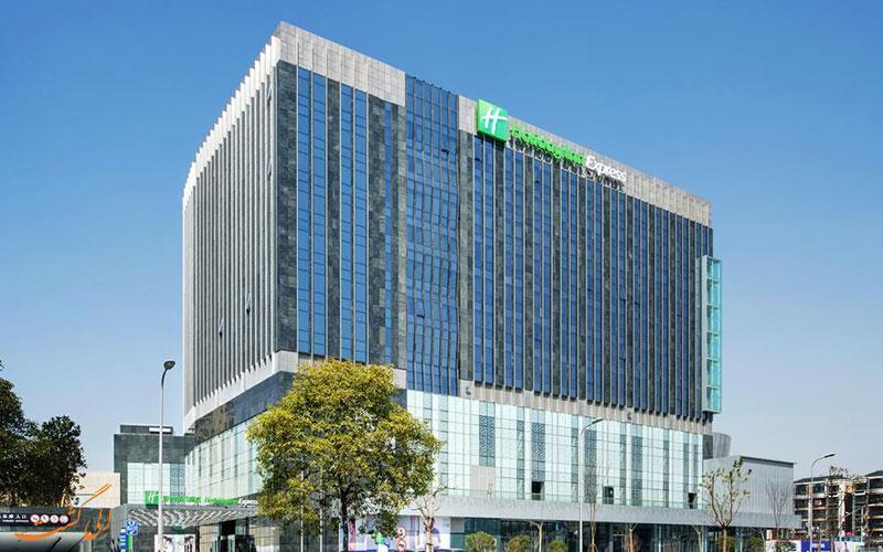 معرفی هتل 3 ستاره هالیدی این اکسپرس جینشا در شانگهای