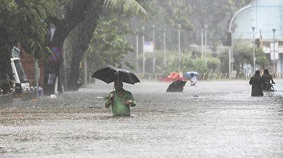 کشته شدن 1422 نفر بر اثر بارش باران های موسمی در هند
