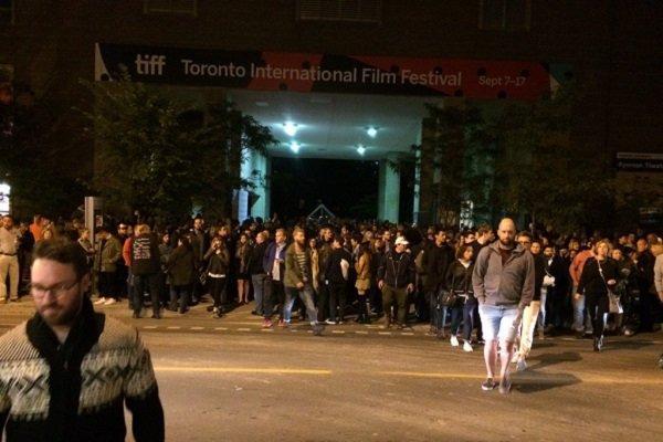 زنگ خطر جشنواره فیلم تورنتو را به هم ریخت