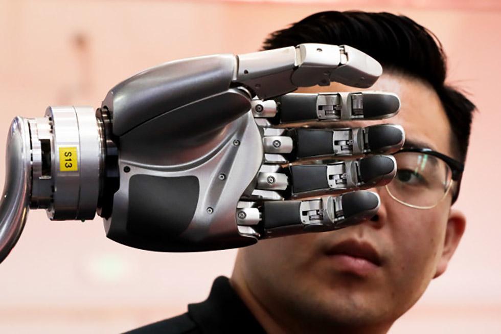 گزارش تصویری از کنفرانس جهانی روبات چین؛ زندگی مشترک انسان و انسان نما در سرزمین اژدهای زرد