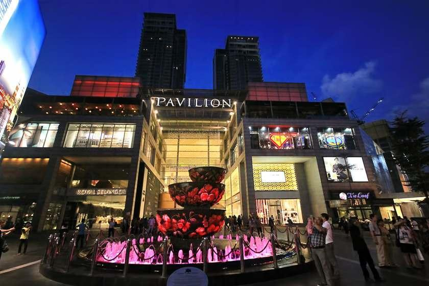 بهترین مراکز خرید مالزی را بشناسید
