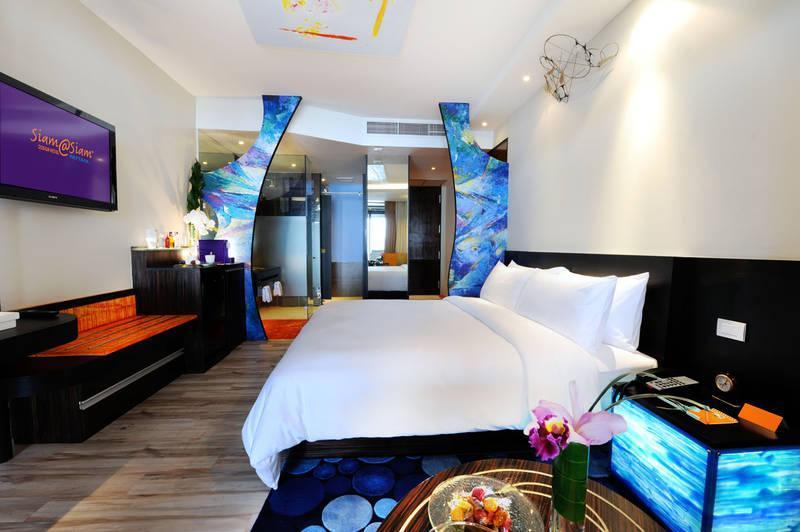 هتل Siam @ Siam Design پاتایا