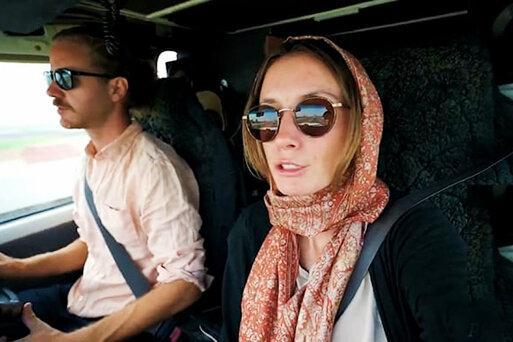 زوج استرالیایی بازداشت شده در ایران آزاد شدند