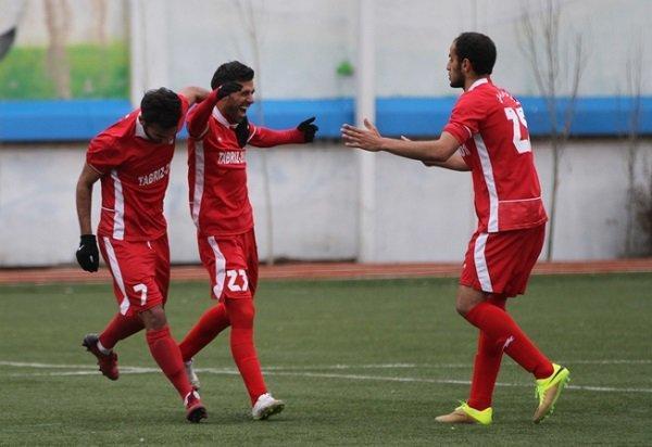 شکست ملوان و اولین امتیاز شهرداری، پیروزی پرگل سرخپوشان