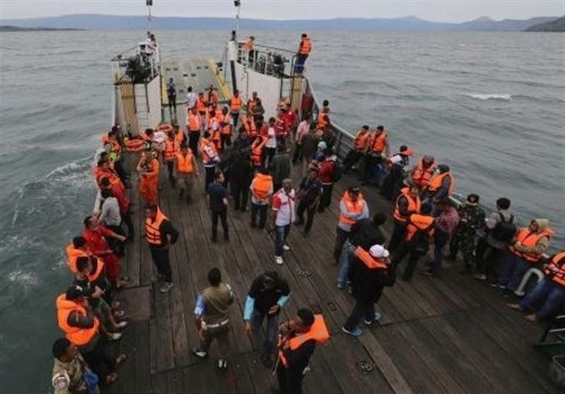 افزایش تعداد کشته شده های حادثه کشتی در اندونزی به 200 نفر