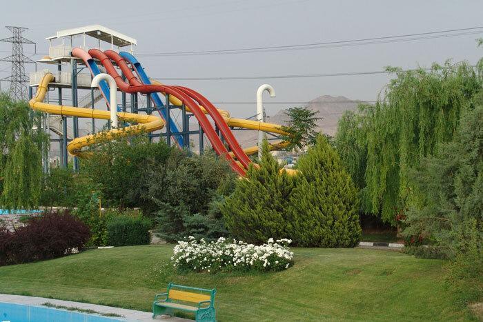 پارک آبی آزادگان بازسازی می گردد