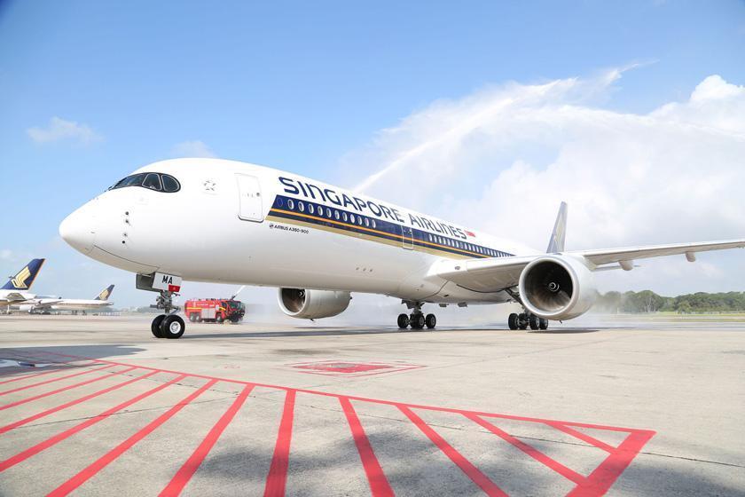 خط هوایی سنگاپور بزرگ ترین مشتری بوئینگ شد