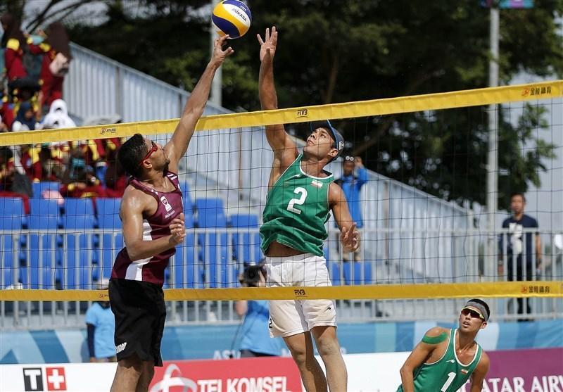 تیم عمان از شرکت در مسابقات والیبال ساحلی تور جهانی بندرترکمن انصراف داد