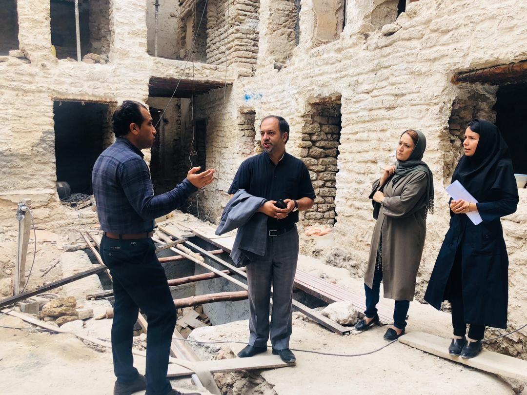 ضوابط ساختمانی در بافت قدیم بوشهر بررسی می شود