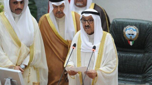 تاکید امیر کویت بر خاتمه اختلافات در شورای همکاری خلیج فارس