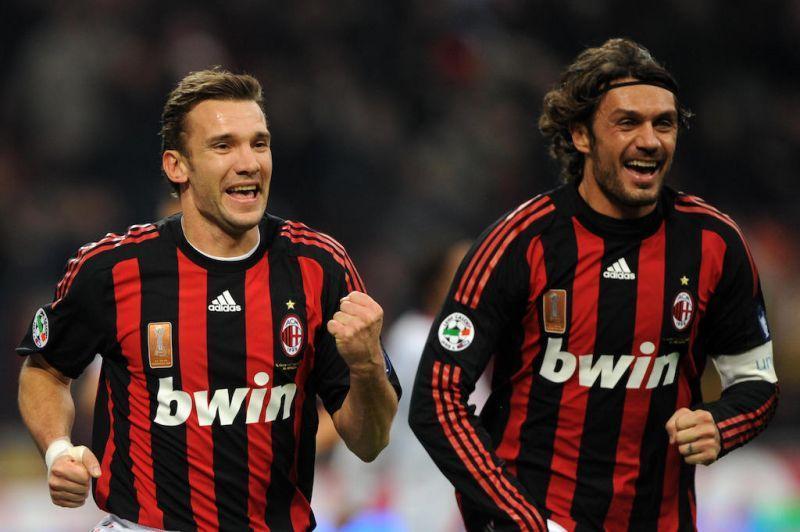 شوچنکو: پائولو مالدینی نماد باشگاه میلان است