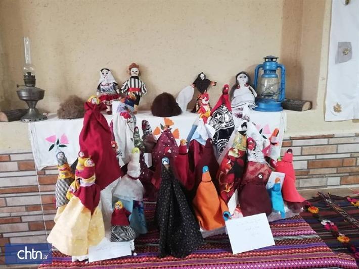 جشنواره عروسک های بومی در خراسان شمالی برگزار گردید