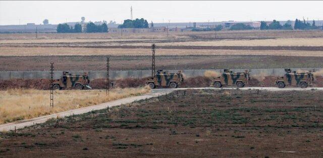 دومین گشت زنی مشترک ترکیه و روسیه در مناطق مرزی با سوریه