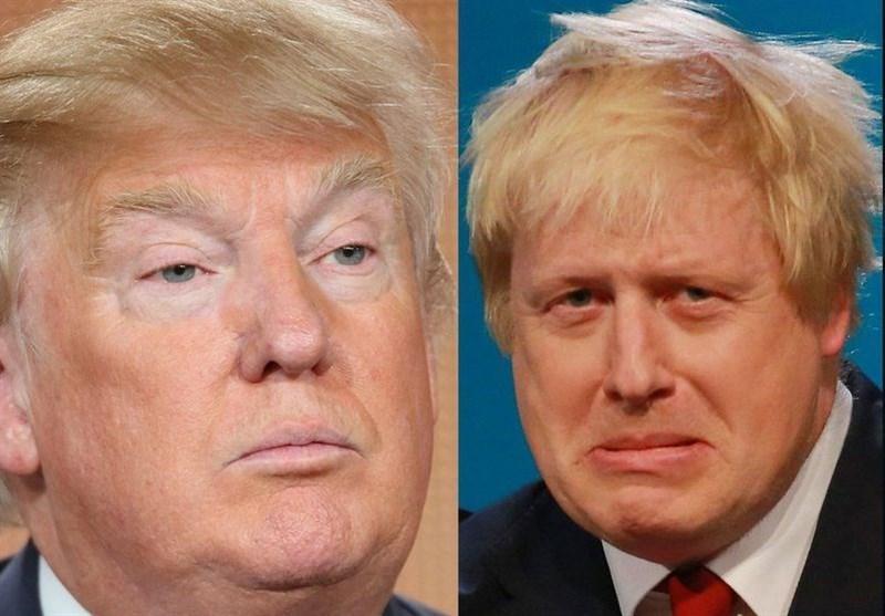 سفر ترامپ به لندن در آستانه انتخابات سراسری انگلیس