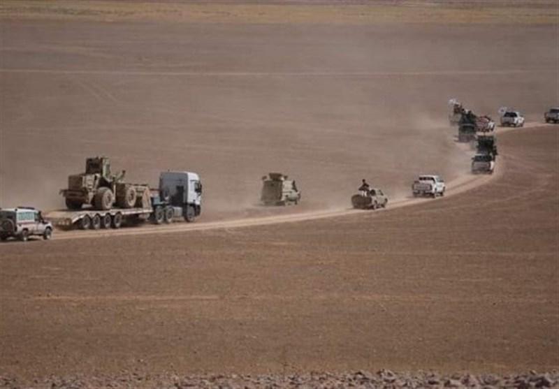 حشد شعبی حمله داعش در دیالی را دفع کرد
