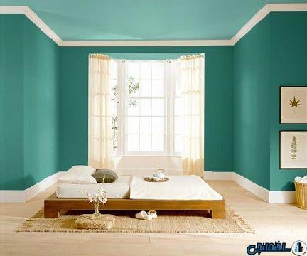 کاربرد رنگ های گرم و سرد در دکوراسیون داخلی