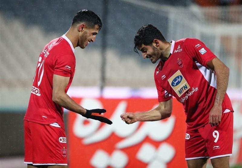 لیگ برتر فوتبال، بازگشت پرسپولیس به جمع مدعیان با پیروزی پرگل برابر ذوب آهن، کالدرون درِ خروج را به منصوریان نشان داد