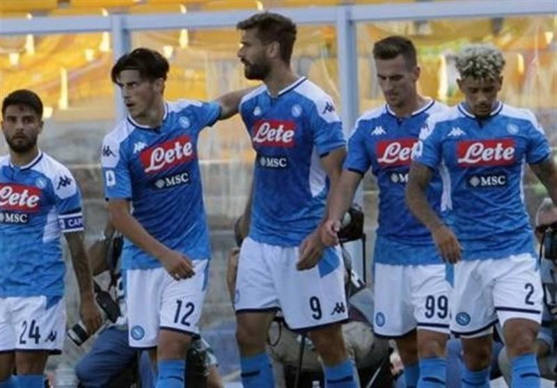 جام حذفی ایتالیا، ناپولی با گتوسو مدافع عنوان قهرمانی را حذف کرد