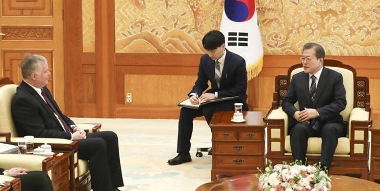 درخواست کره جنوبی از آمریکا برای پیشبرد فرایند صلح با کره شمالی